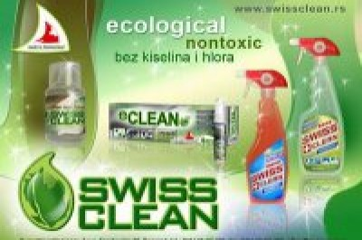 Swiss clean u ZeromaX clean-u!